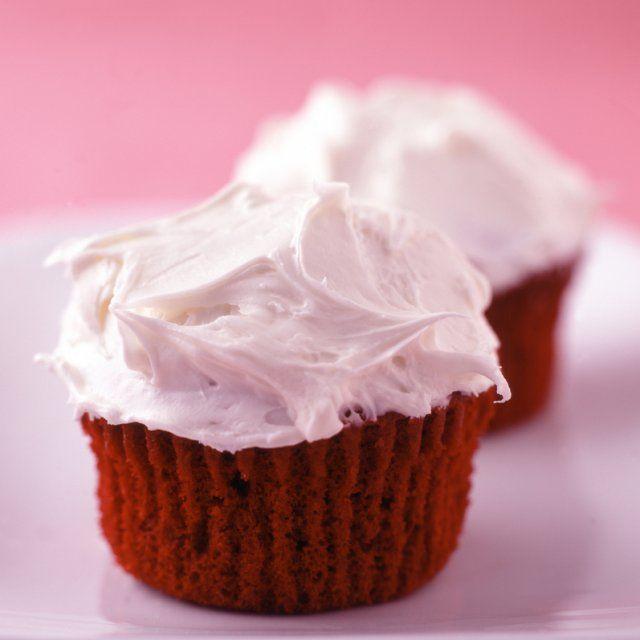 Betún de Vainilla para decorar Cupcakes