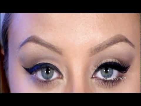 View Burlesque Makeup Tutorial JPG