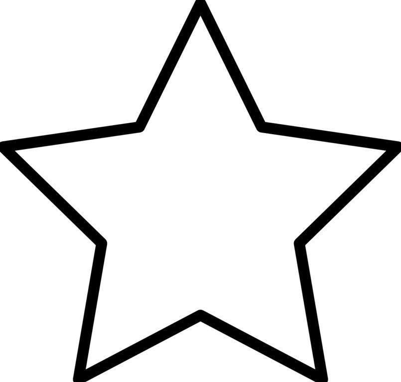 Image result for star coloring pages stars pinterest for Star coloring pages printable