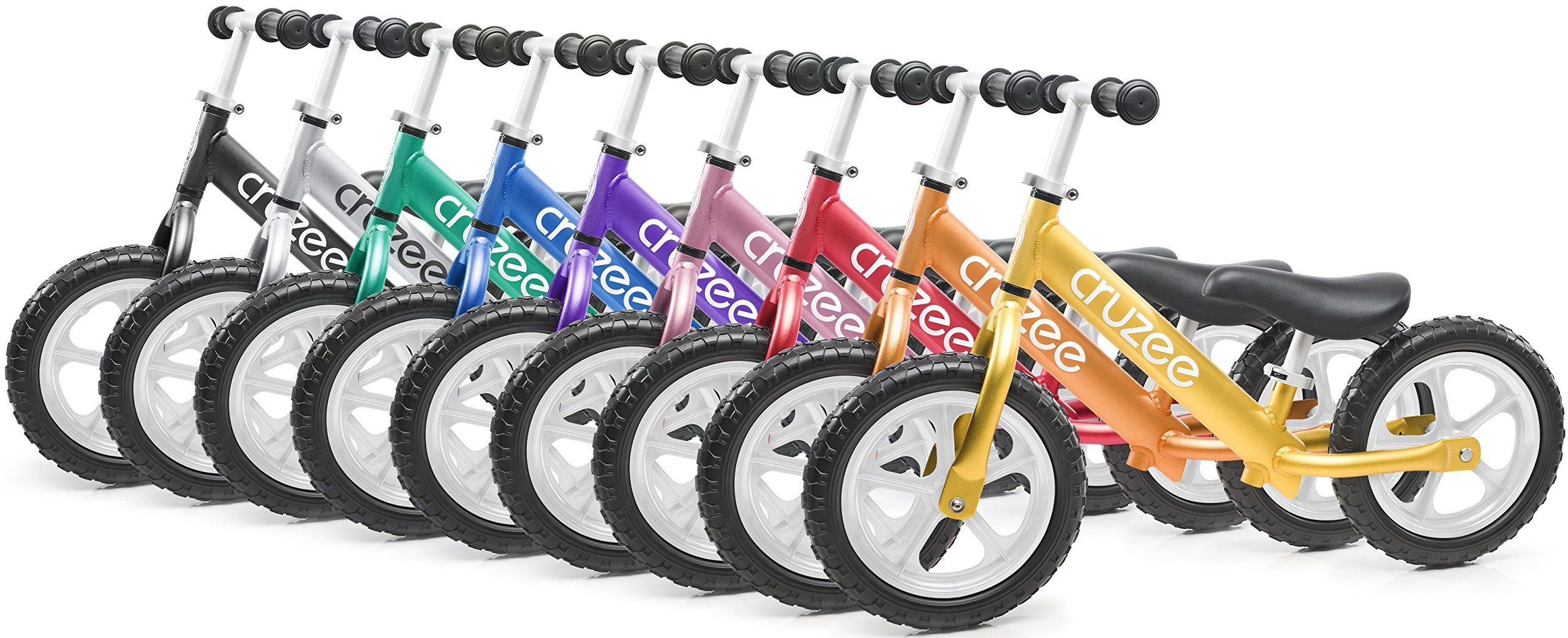 Cruzee Ultralite Balance Bike 4 4 Lbs For Ages 1 5 To 5 Years Best