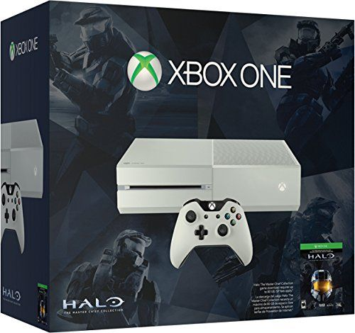 Xbox One Special Edition Halo The Master Chief Collection 500gb