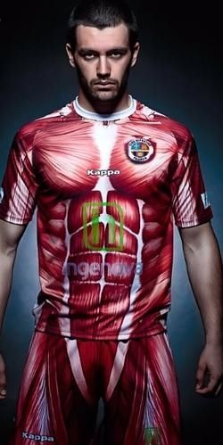 6faf3739eb2d9 Club Deportivo Palencia  La indumentaria más impactante del mundo ...