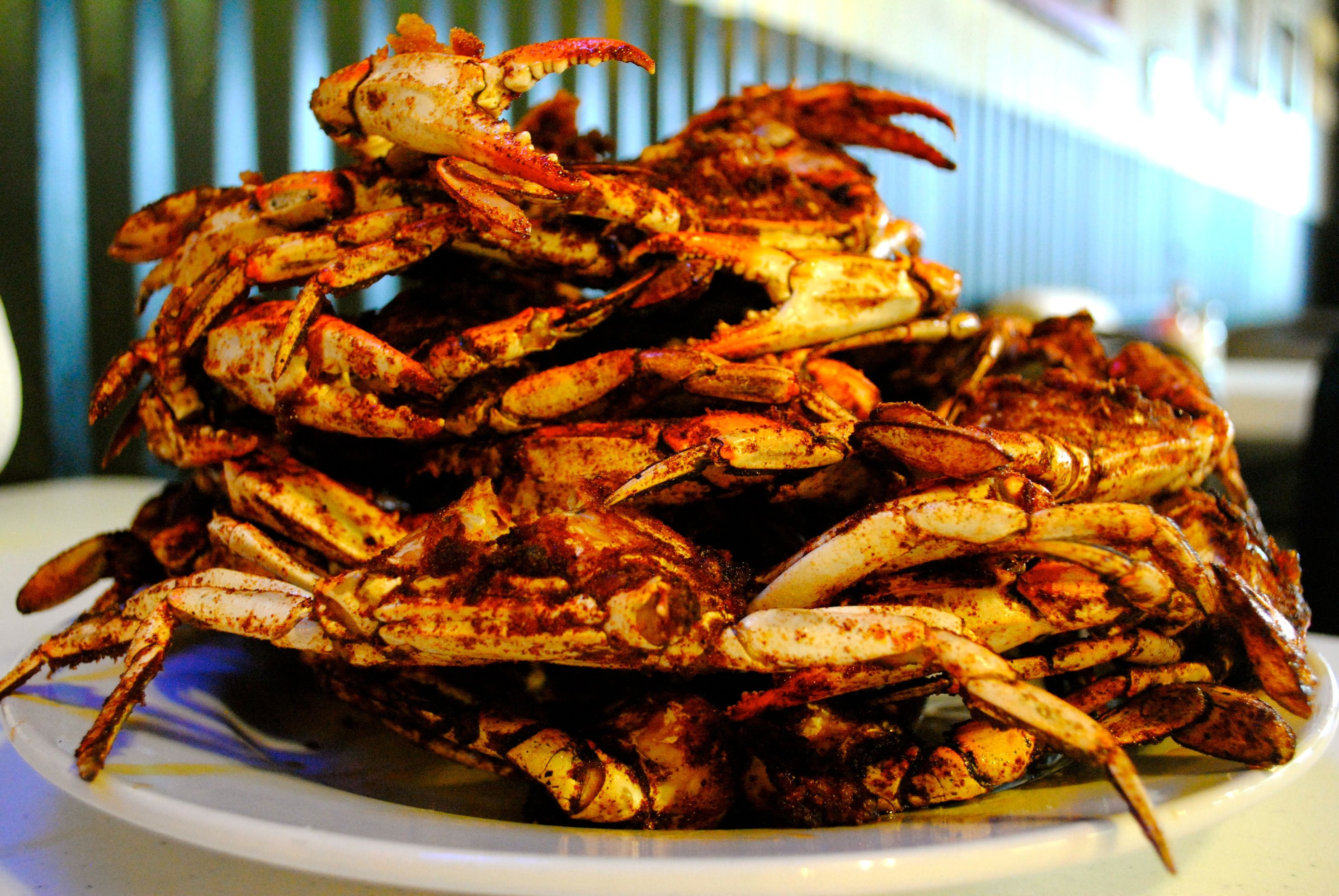 Sartin S Bbq D Crab I Ve Been Eating These For 30 Years Best Bbq Crab On The Planet Food Comfort Food Southern Crab