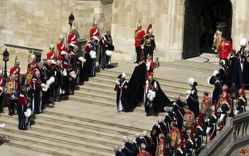Procession of the Garter