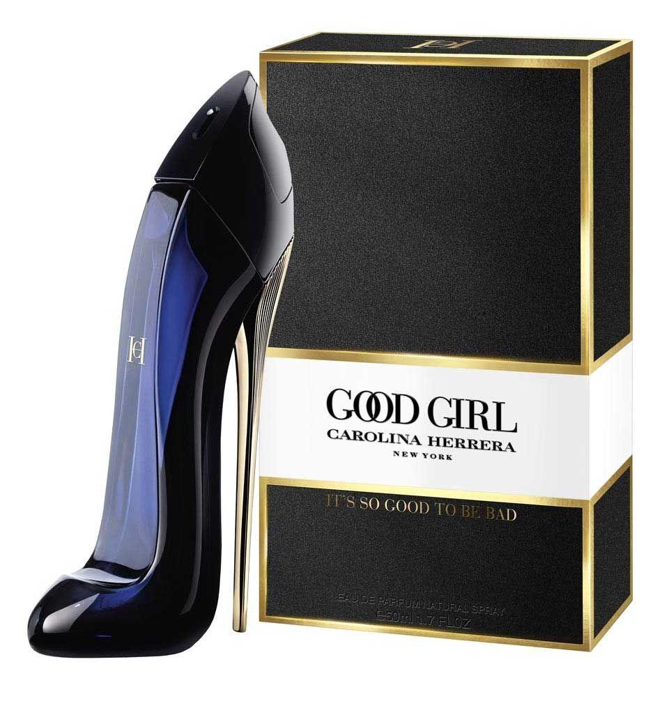 91cf23fc51dc8 Carolina Herrera Good Girl ~ A naughty scent of jasmine