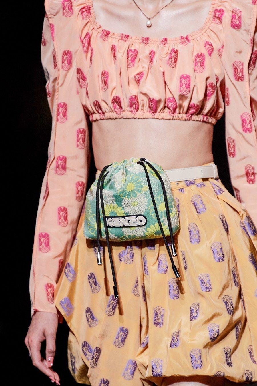 Kenzo Spring 2020 Menswear Fashion Show