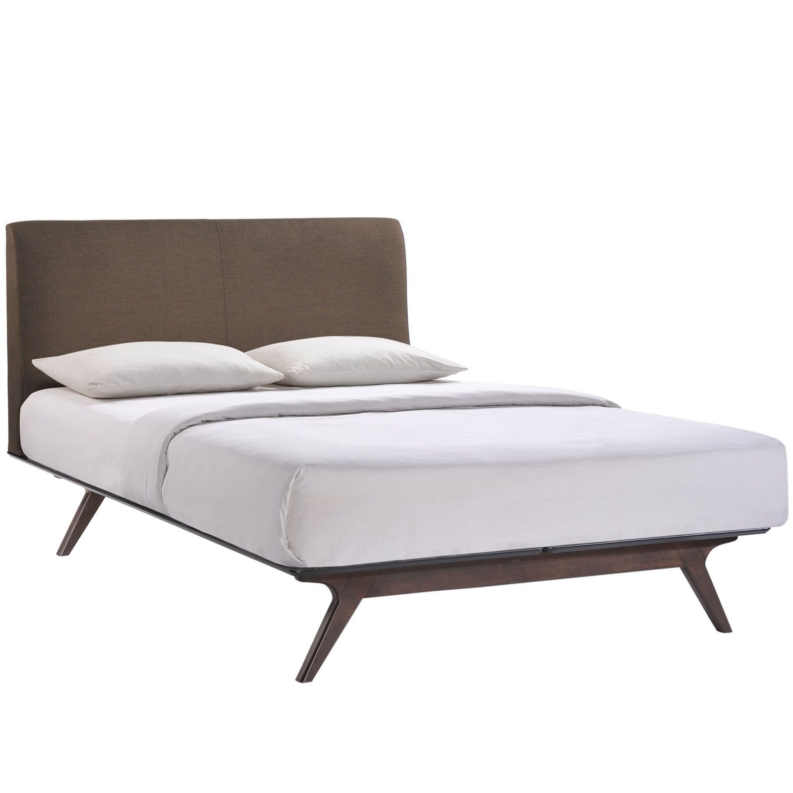 Modway Furniture Modern Tracy King Wood Bed MOD-5318