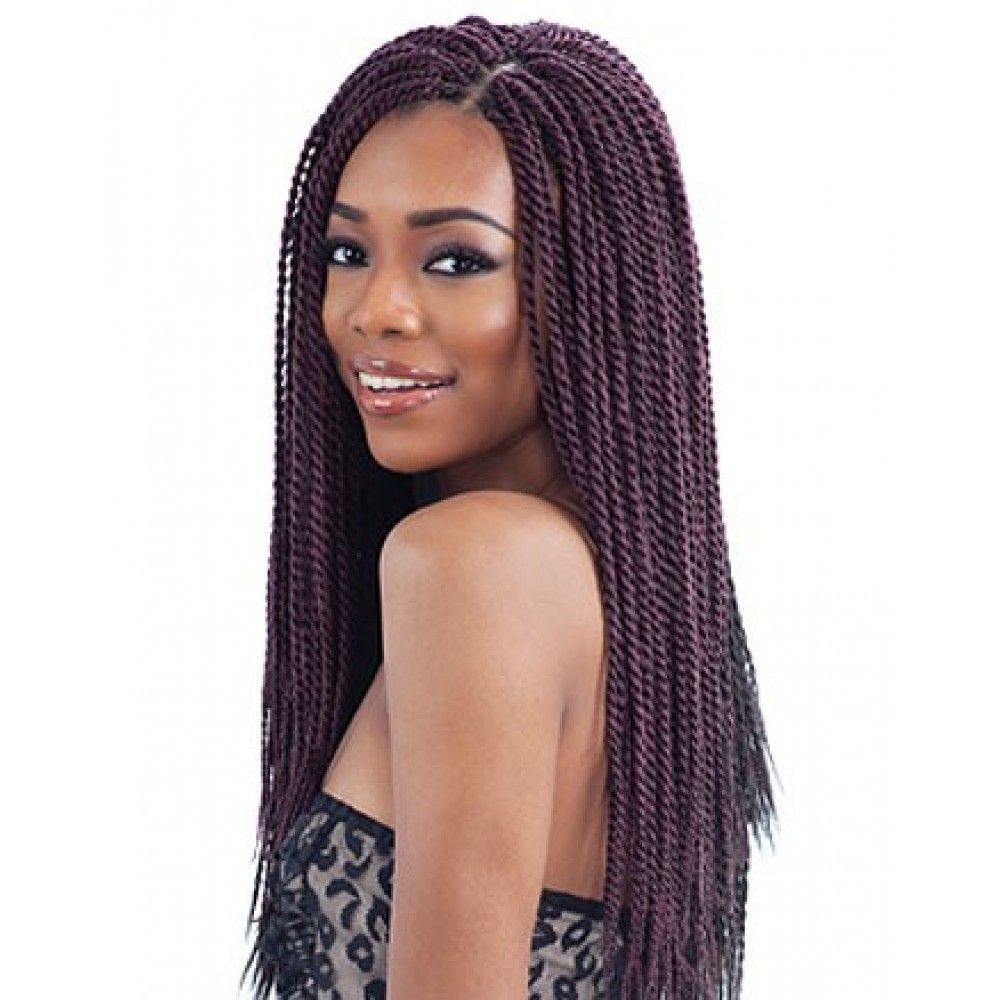 freetress braids – senegalese twist small | hair styles in