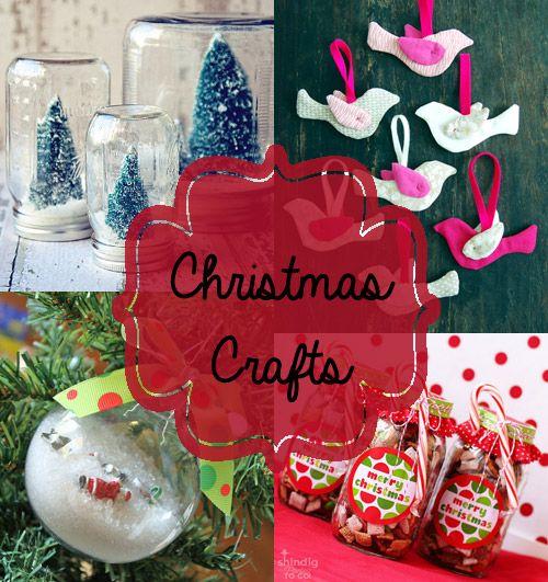 Christmas Crafts Christmas Crafts Pinterest Craft, Holidays