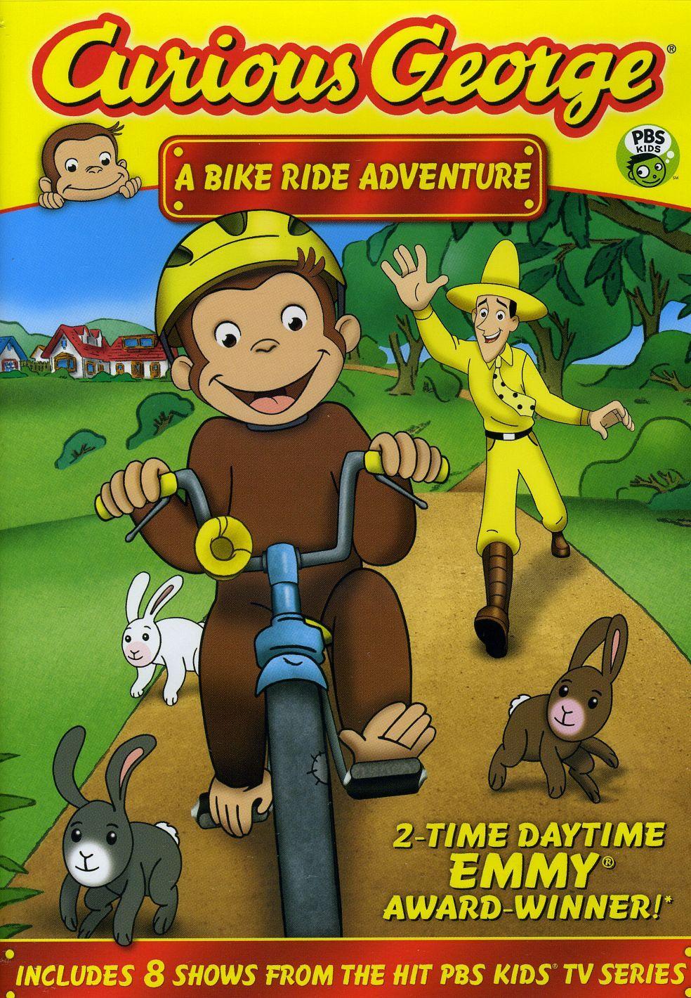 curious Bike Ride Adventure Curious Pbs