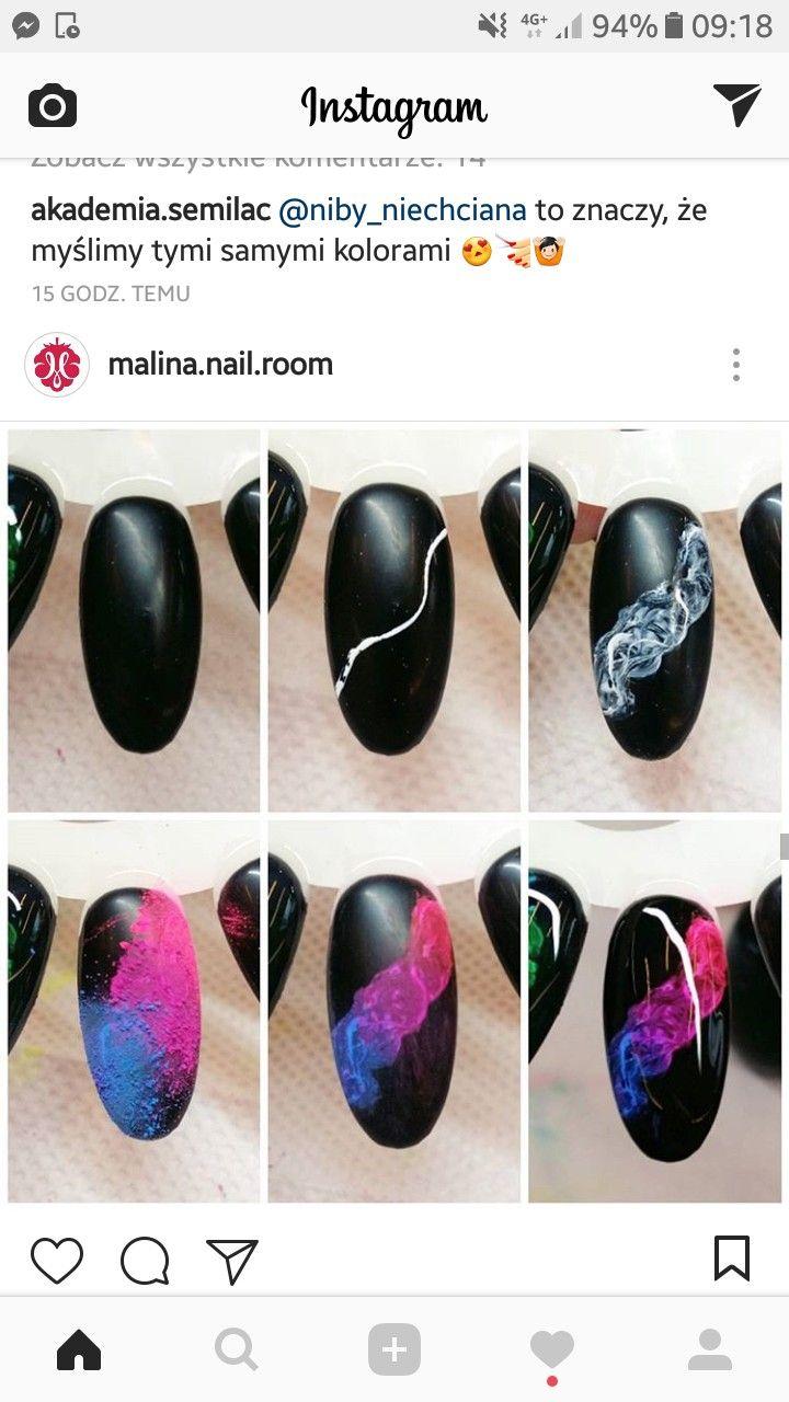 Pin By Hadis On Nails Luxury Nails Cool Nail Designs 3d Nail Art