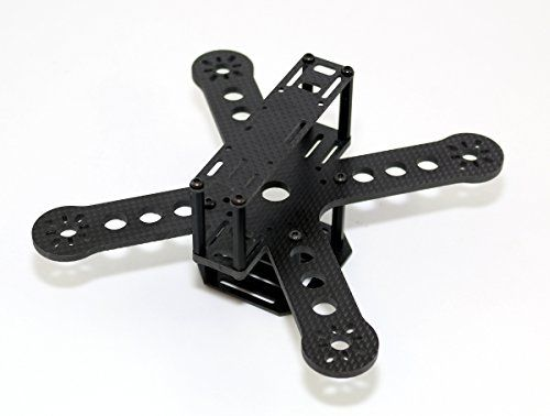 Goby 180mm Drone Racing Frame - Pure Carbon Fiber - For 4