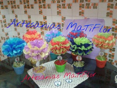 Tppiarios Artesanias MaTiFlor
