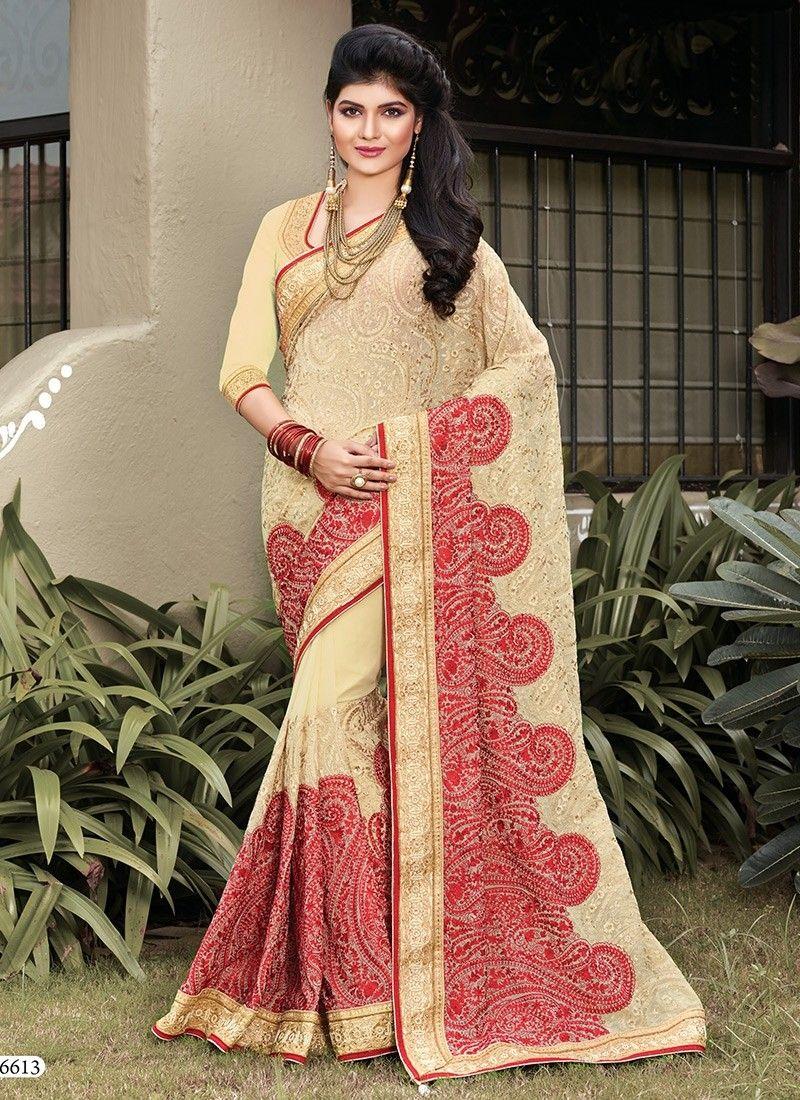 Saree #Sari #Wedding #WeddingSaree #BridalWear #Weddingdress ...