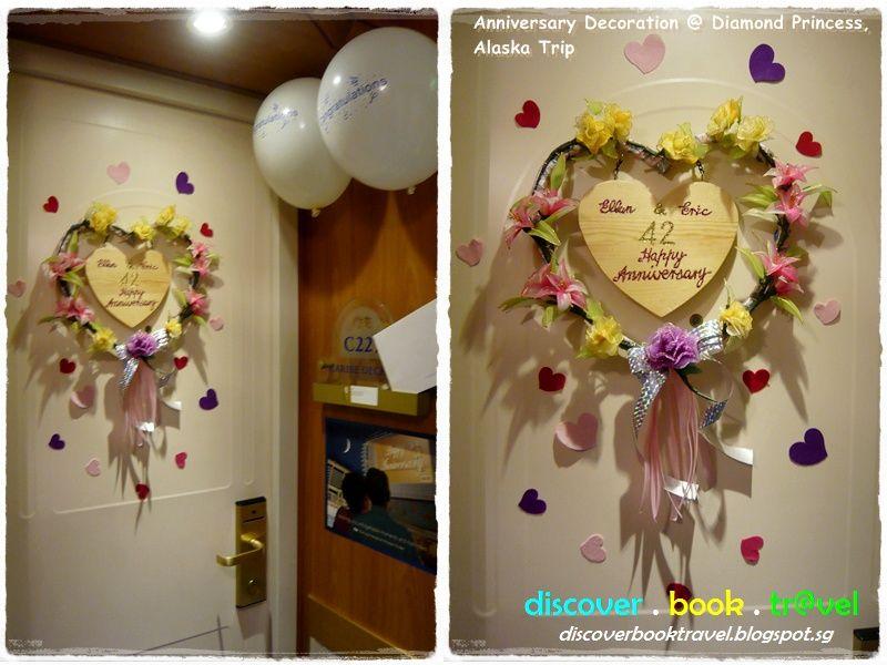 anniversary cruise door decorations - Google Search ...