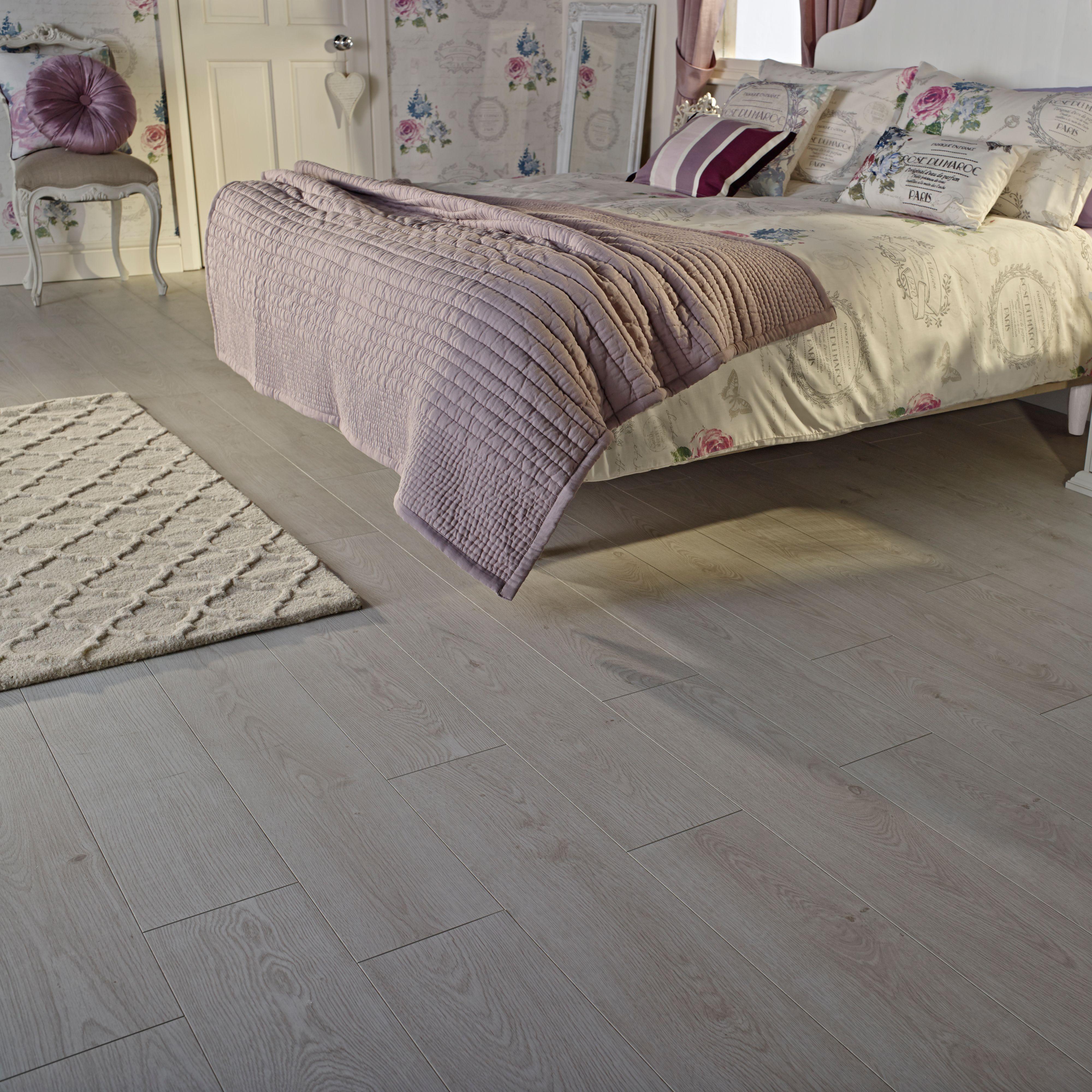 Bq Kitchen Floor Tiles Belcanto White Californian Pine Effect Laminate Flooring 2 Ma2 Pack