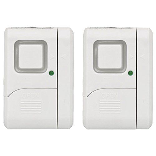 If Someone Knocks On Your Door Asking If Your Home Has An Alarm System Say Yes Door Alarms Home Protection Diy Home Security