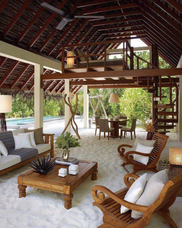 Modern Outdoor Living Space, Modern Outdoor Living, Beautiful