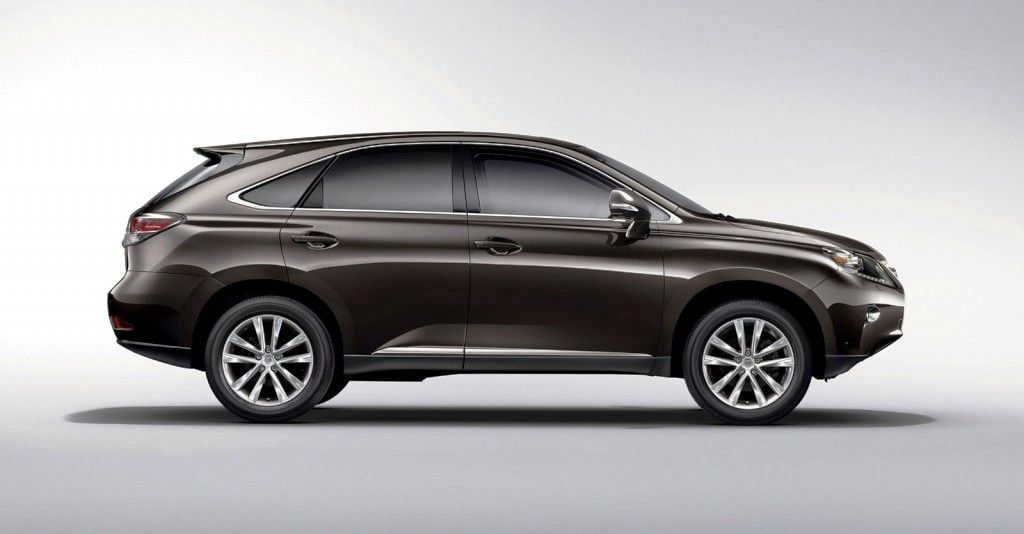 New Release 2015 Lexus Rx 350 Review Side View Model