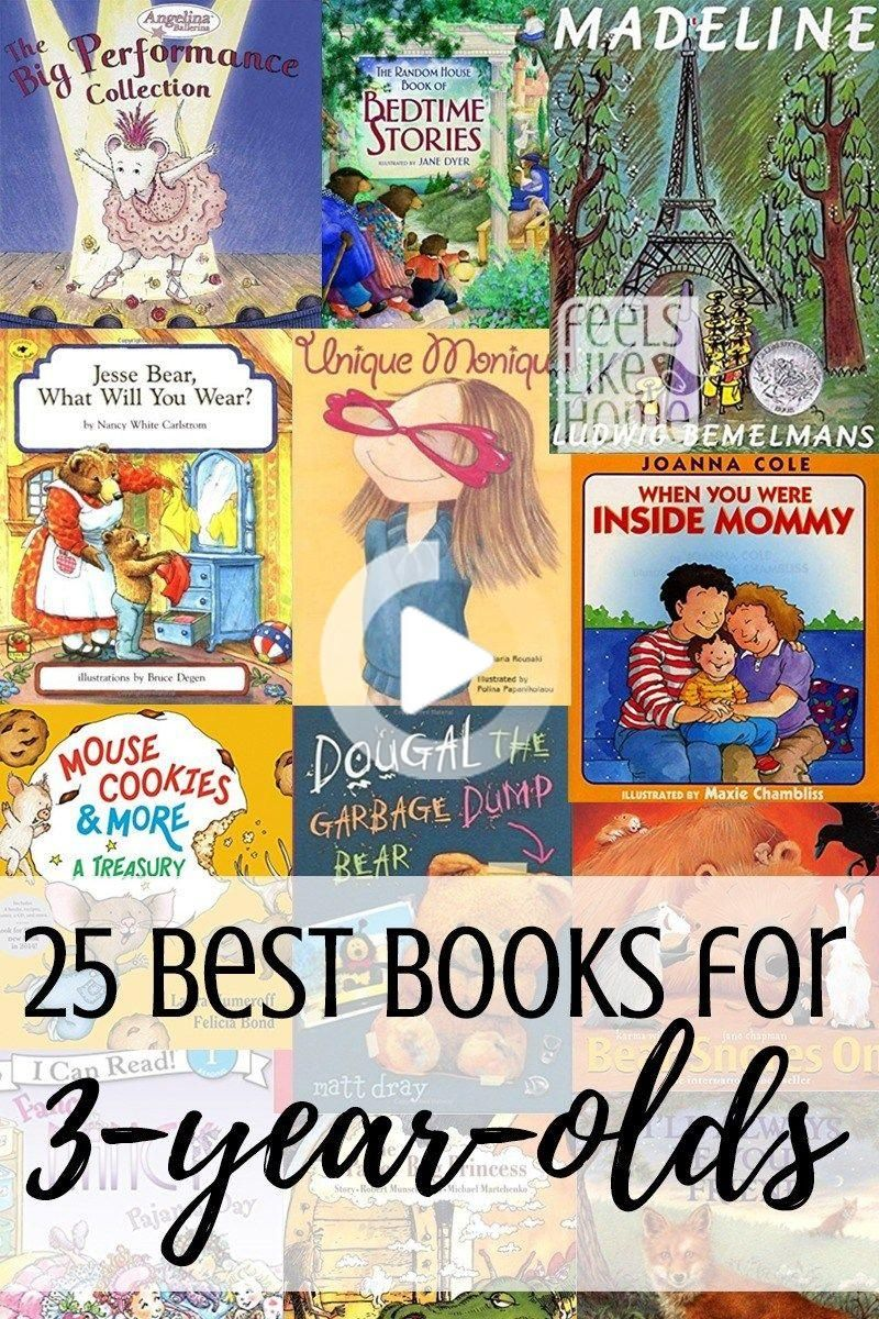 25 best books for 2 and 3yearolds and other