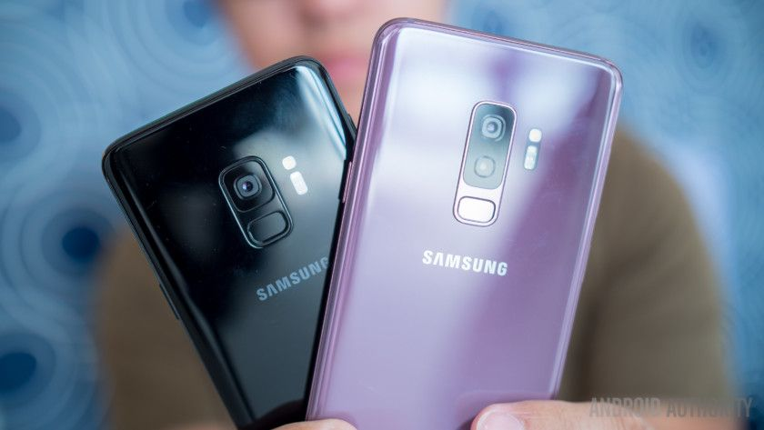 Samsung Galaxy S9 S9 Plus Update Hub Unlocked S9 Gets June Security Patch Update Samsung Galaxy Security Patches Samsung