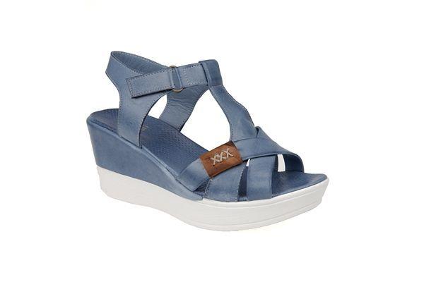 Ziya Kadin Sandalet 6131 Sandalet Kadin Ayakkabilar