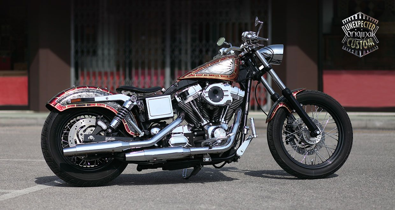 Superbe Harley Davidson