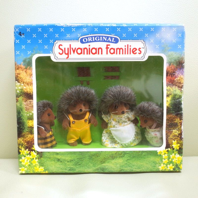 Sylvanian Families HEDGEHOG MOTHER Epoch Calico Critters