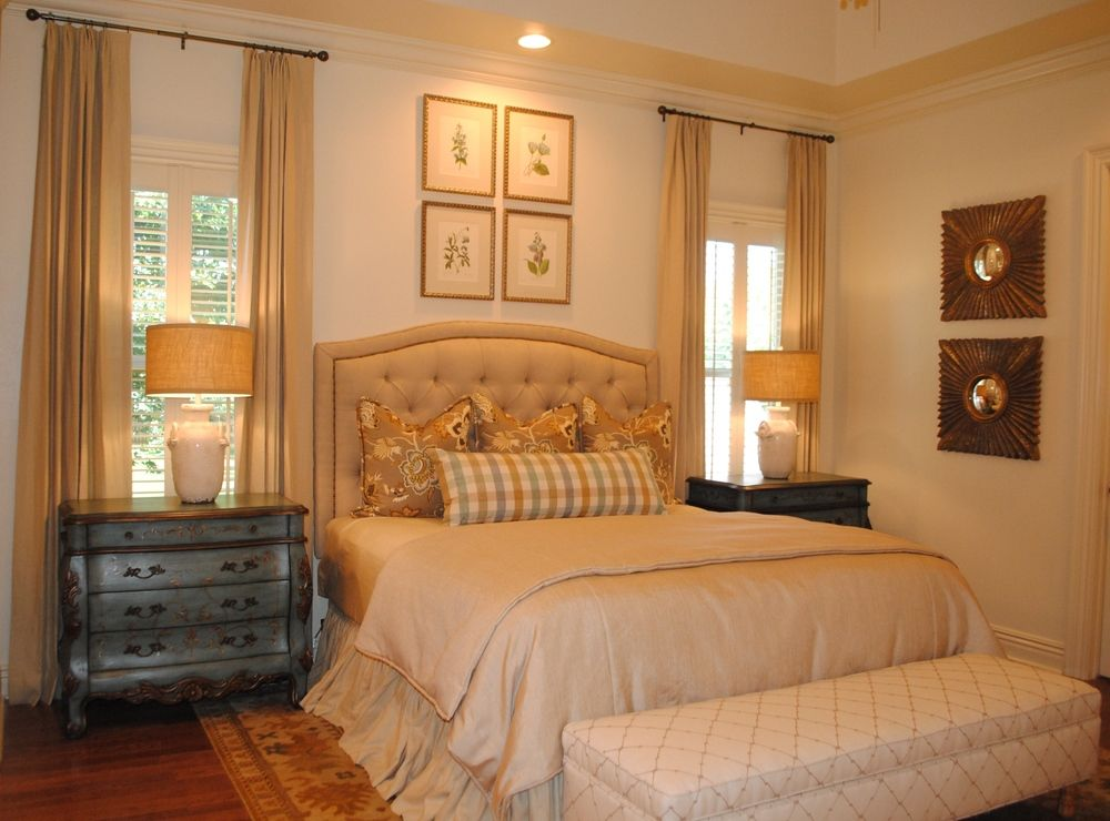 Traditional Master Bedroom Rejuvenation | Master bedroom ...
