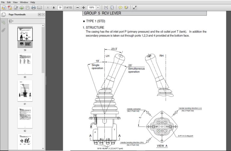 Pin On Hyundai Heavy Industries Service Manual
