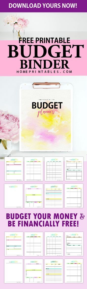 Free Printable Budget Binder 15 Brilliant Money Worksheets - free printable budget spreadsheet