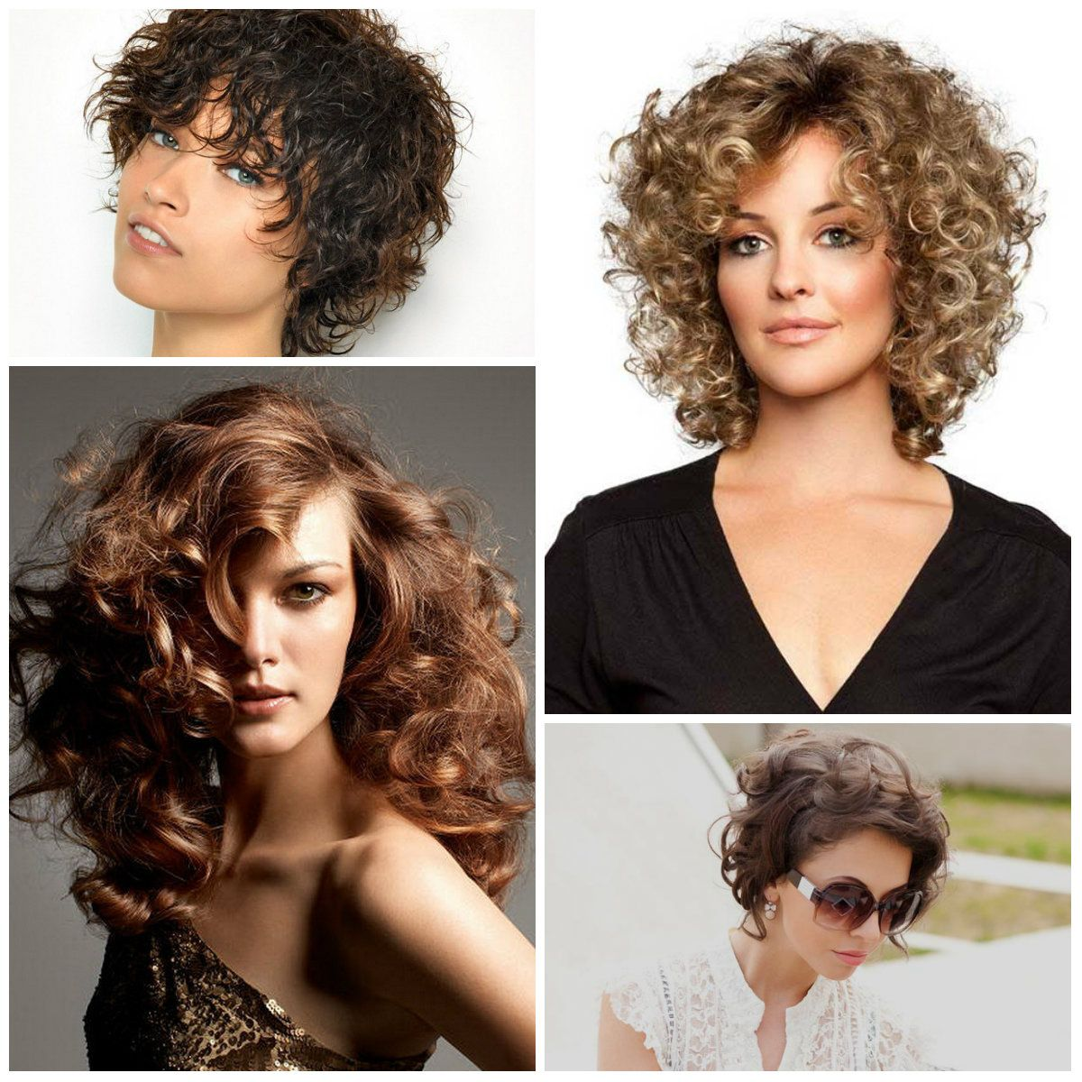 Curly Hairstyles 2017