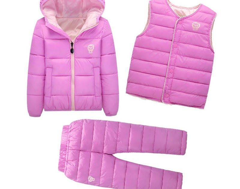 d5b20dc76 Big SALE 2-7 Years 3Pcs Boys Coats and Pants 2018 Winter Snow Wear Girls  Down Jackets Warm Kids Clothes for Girls Clothing Sets ... #fashion #shirt  #shoes # ...