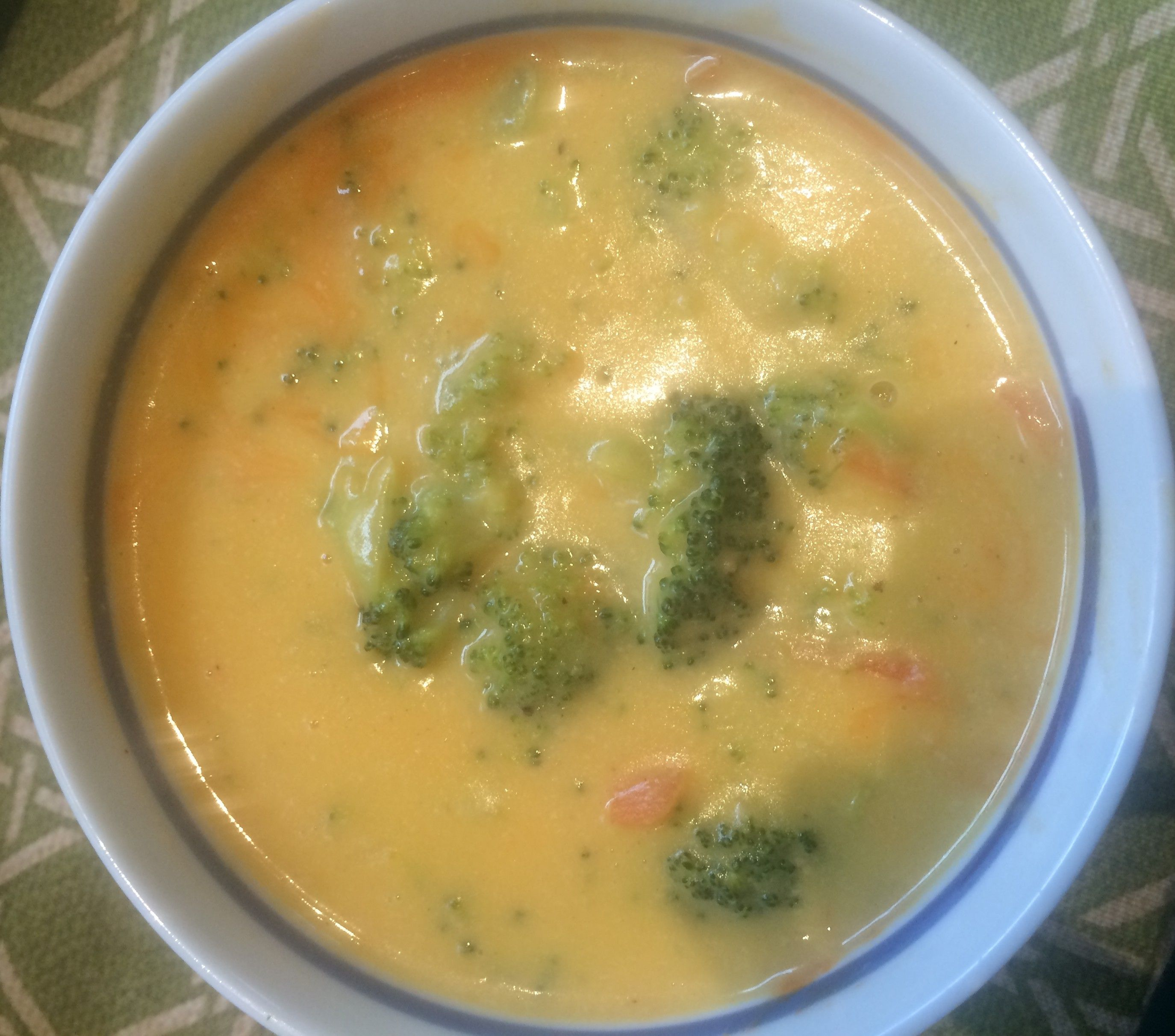 As Good As It Gets Vegan Broccoli Cheddar Soup - Powered by @ultimaterecipe