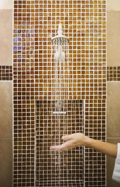 How To Replace A Fibergl Shower With Tile As Weekend Project