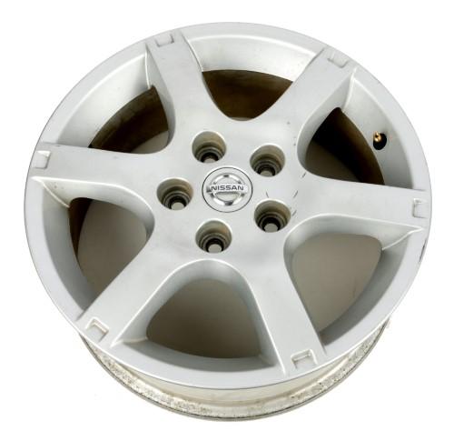 200506 Nissan Altima 16 x 61/2' Aluminum (Silver) 5 Lug