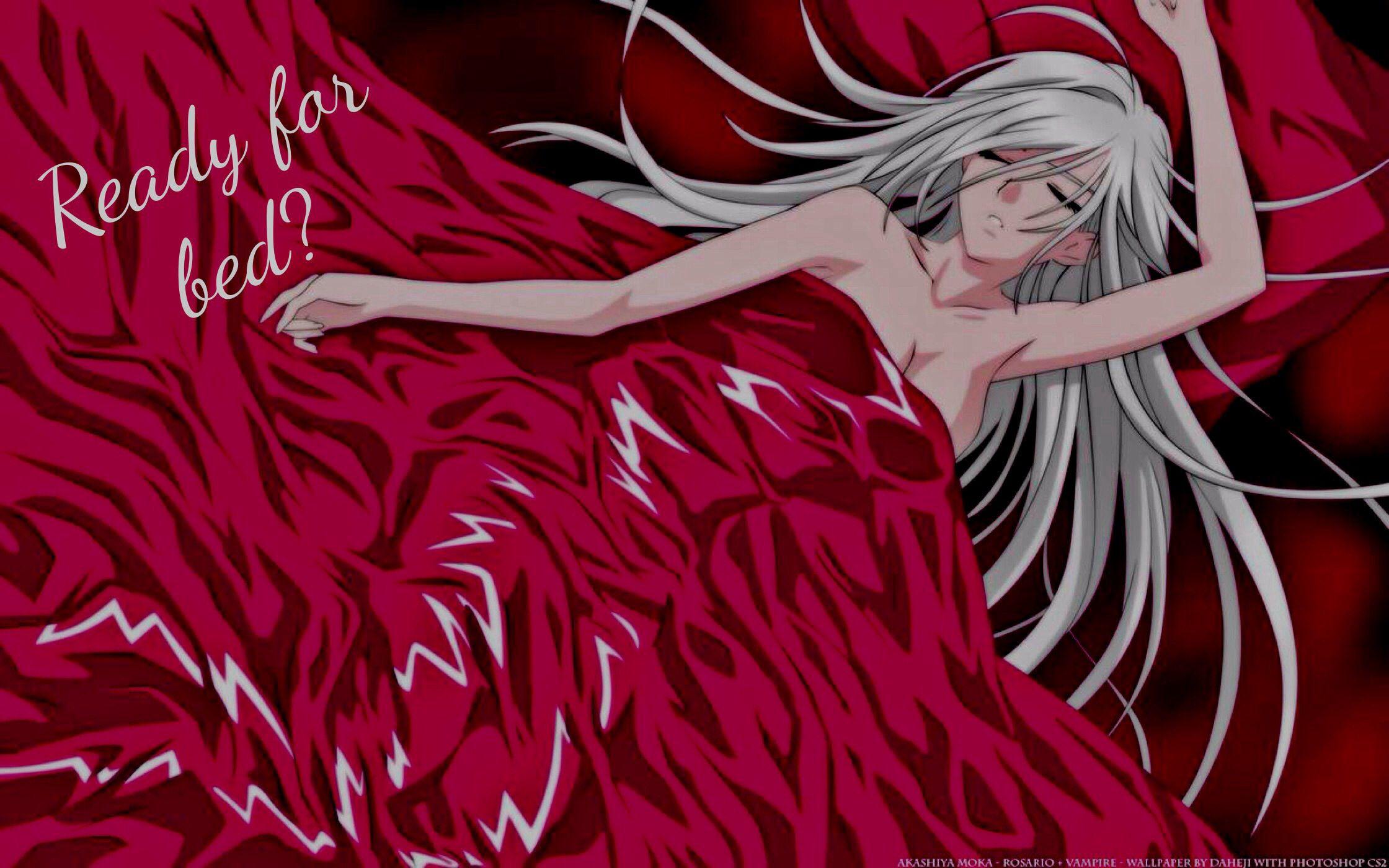 вампир аниме царь мамба