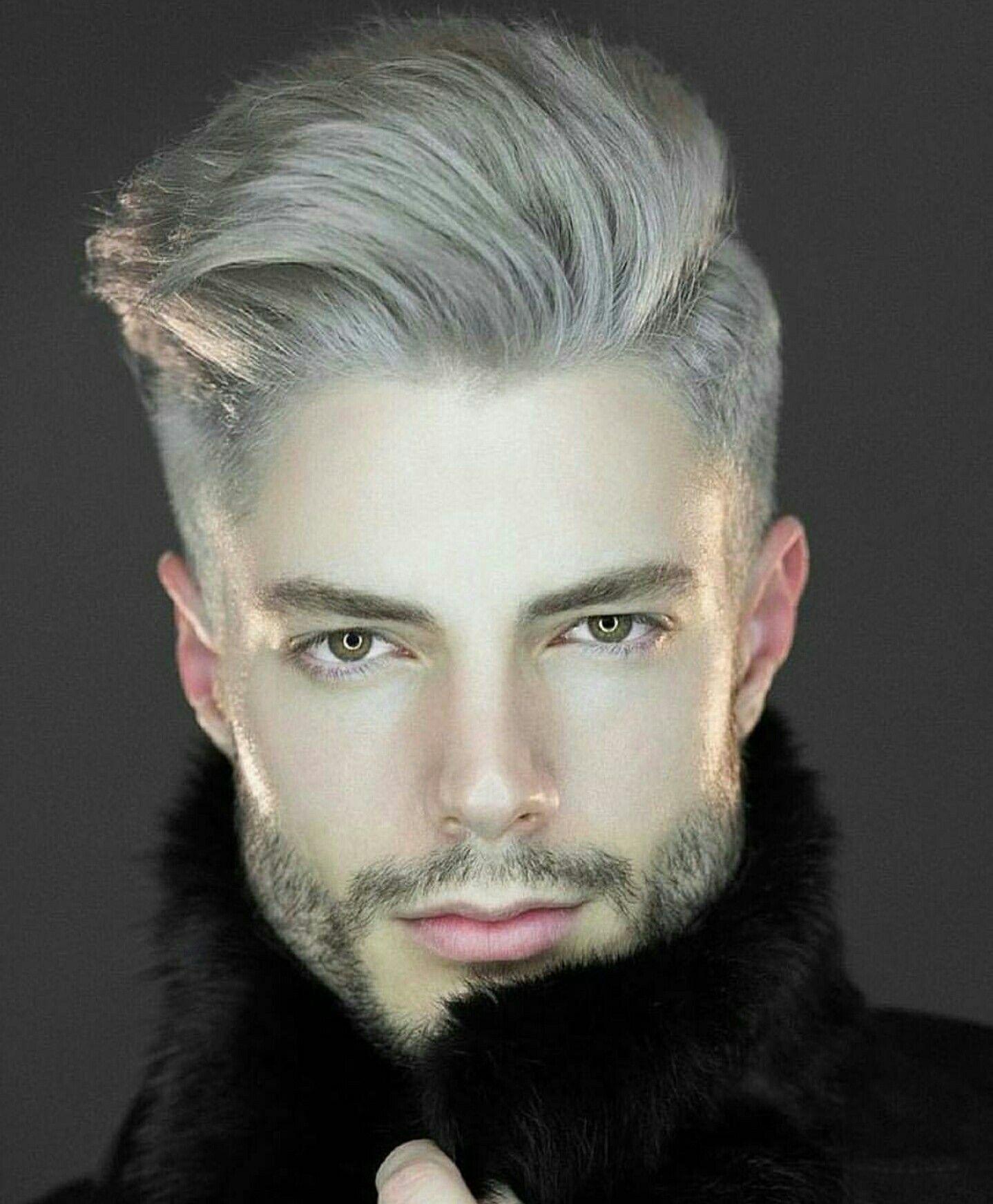 undercut frisuren herren blond - undercut frisuren männer