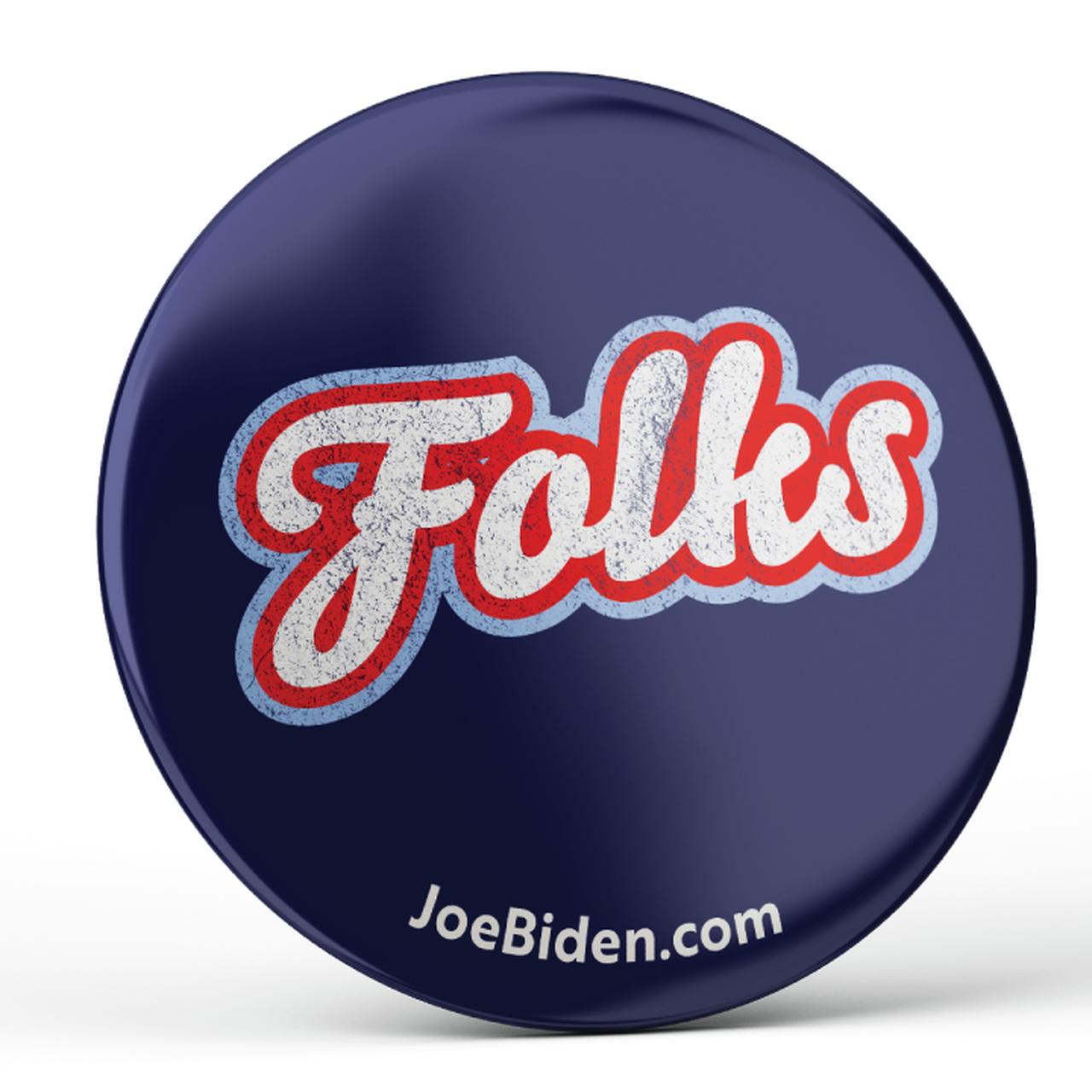Join Us Folks Biden 2020 School Logos Folk Cal Logo