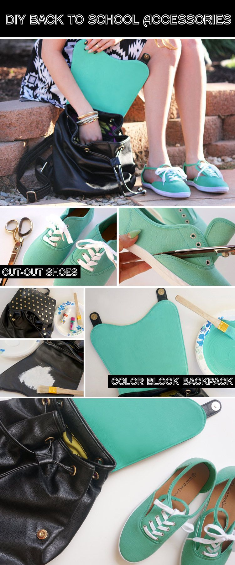 Do it yourself fashionable ideas diy shoes pinterest cansada do it yourself fashionable ideas solutioingenieria Choice Image