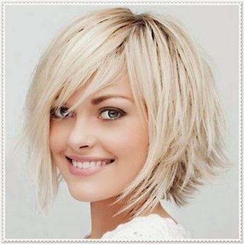 Frisuren 2018 Mittellang Damen Frisuren Pinterest Mittellange