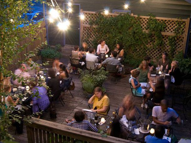 Staff Picks The Best Outdoor Patios In Chicago