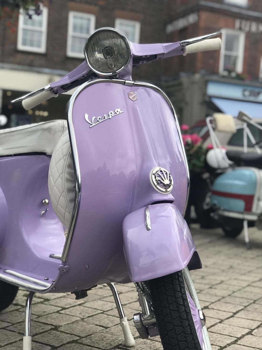 Scooter Sunday alldayer in Petersfield • Diary of a Detour – Hit the road !