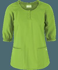 Butter-Soft Scrubs by UA� 3/4 Sleeve Top