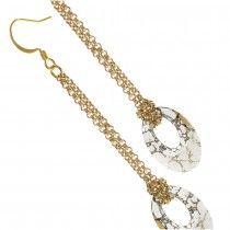 Lark's Head Helios Earrings - Beading Projects & Tutorials - Beading…