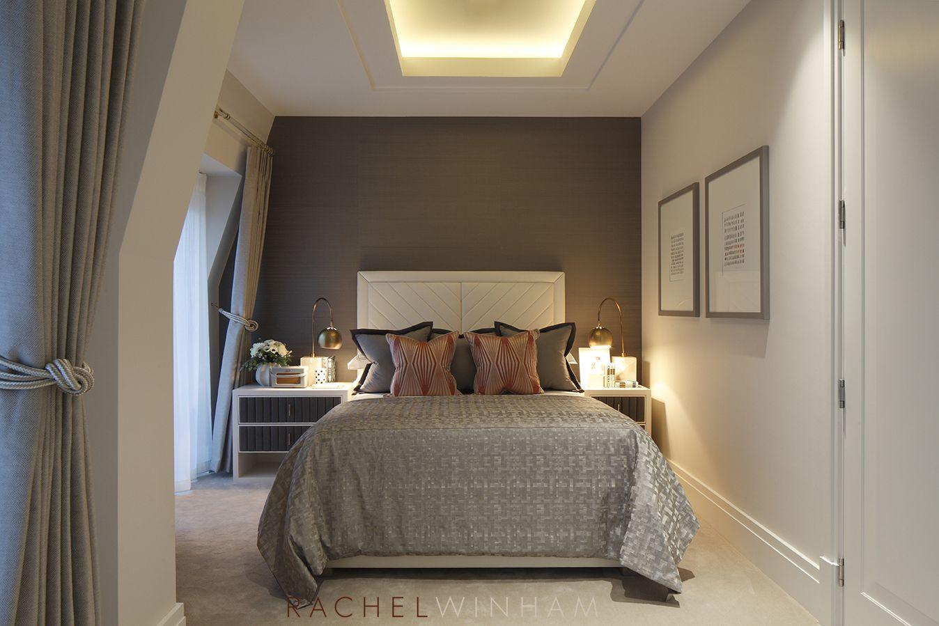 Interior Designed Bedrooms Impressive Bedroom Designedrachel Winham Interior Design For A Recent Design Inspiration