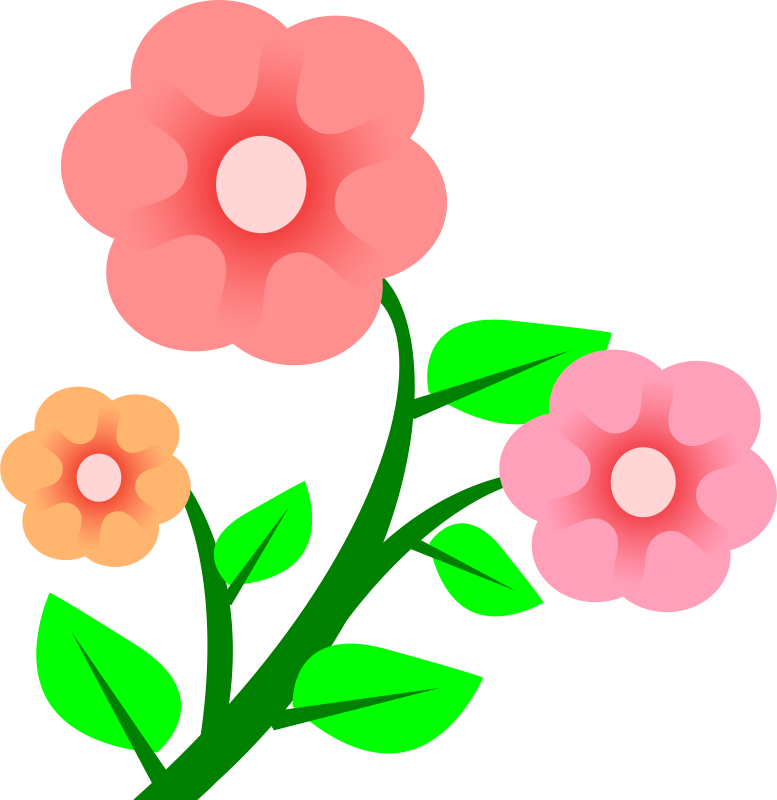 Spring Flowers Clip Art Free Spring Flower Clipart Image Search Results Flower Art Flower Clipart Flower Clip