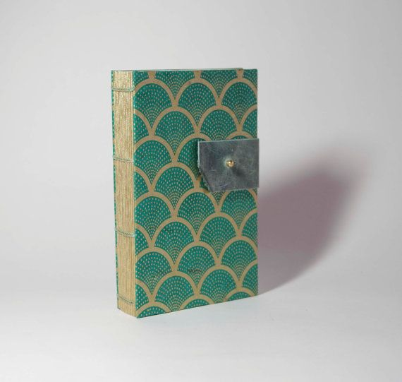 This 7 X 4.5 Book Is Hand Bound With A 4-needle Ethiopian