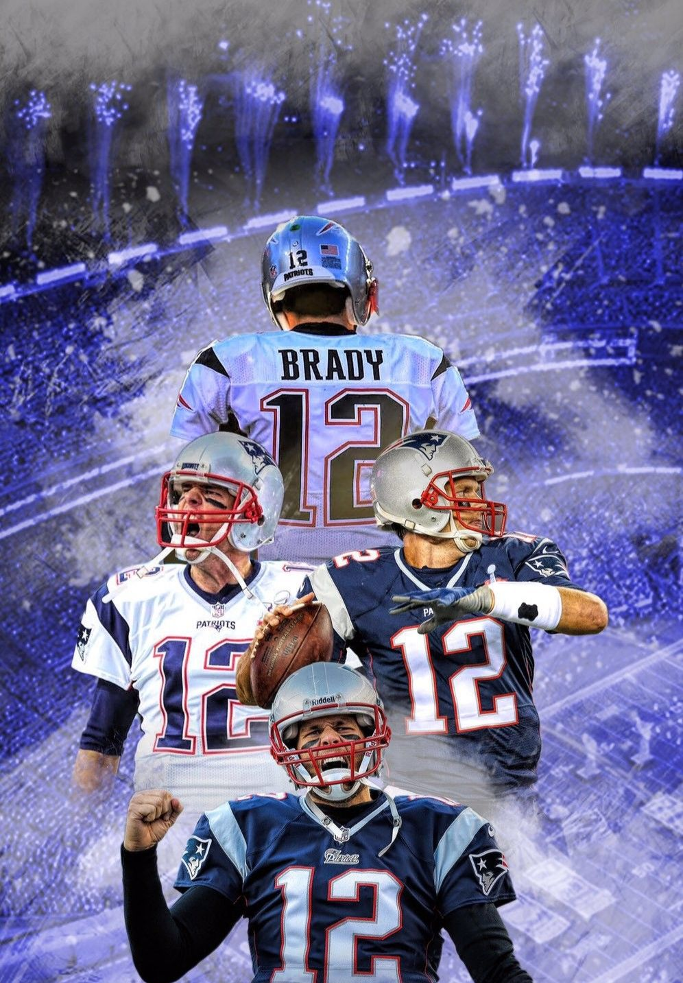 Pin By Gj On Nfl Nfl New England Patriots Tom Brady Patriots Nfl New England Patriots