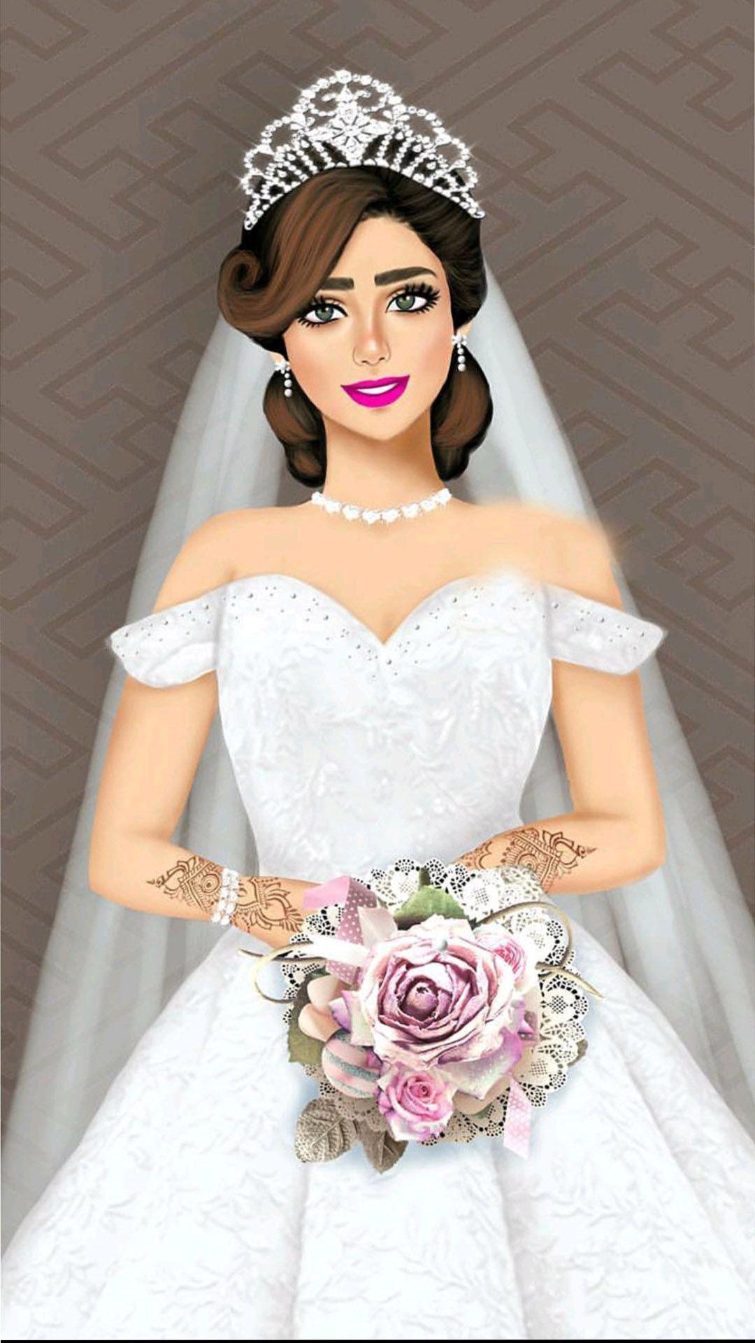 بنات كرتون جيرلي عروسة اجمل صور عرايس عروسةكرتون جيرلي رائعة اشيك صور جيرلي عروسة جميلة جدا In 2021 Wedding Dress Illustrations Wedding Dress Sketches Art Dress